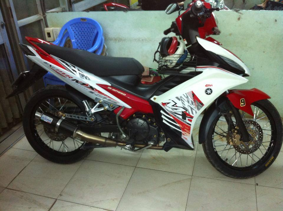 Lai mot xe Cop tai decal4bike ra doi - 5
