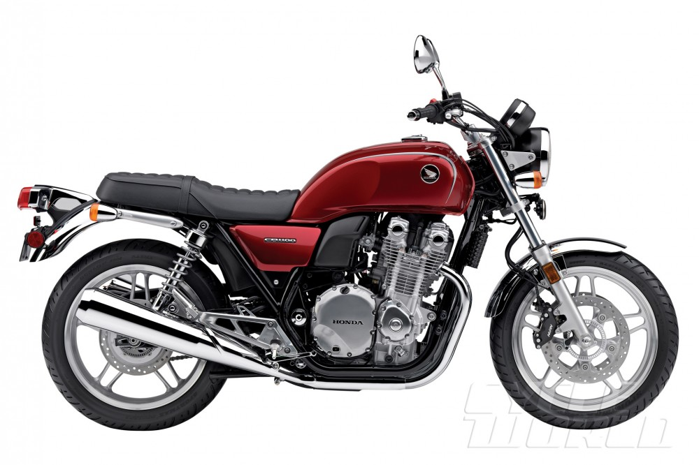 Ban Honda CB1100 Red ABS Deluxe - 3