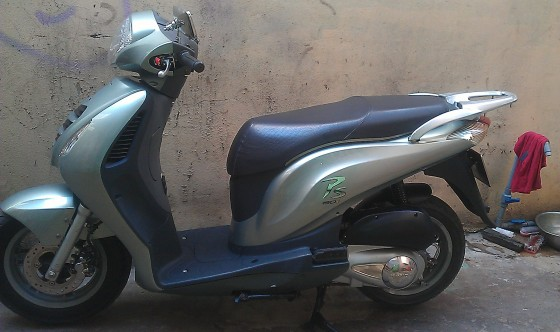 Ban xe honda ps 150i phun xang dien tu 1 doi chu so may dau 601 - 11