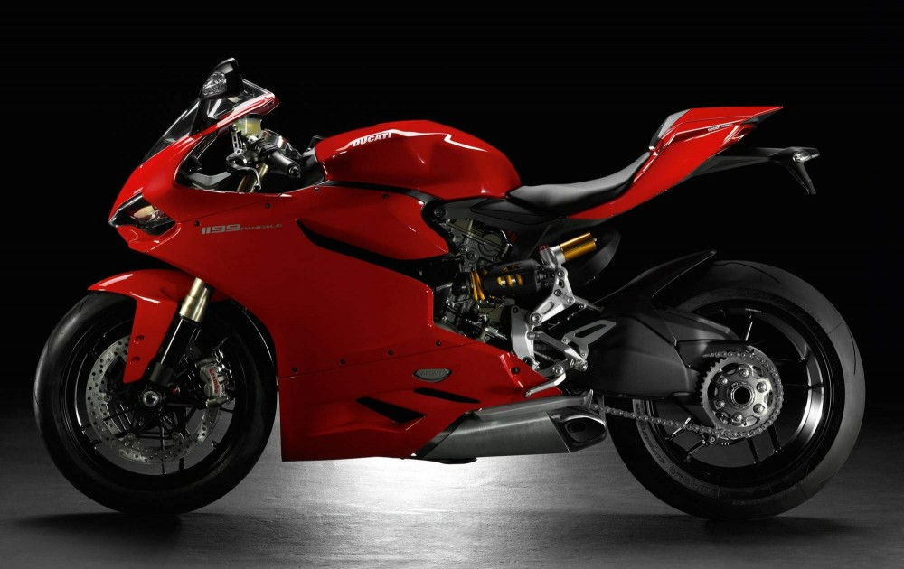 1199 panigale - 3