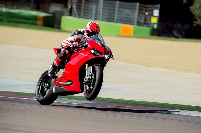 Ducati 1299 Paniagale chiec supersport hoan toan moi