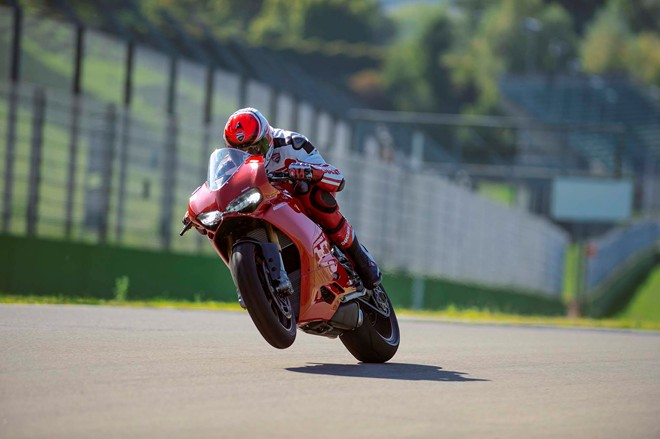 Ducati 1299 Paniagale chiec supersport hoan toan moi - 2