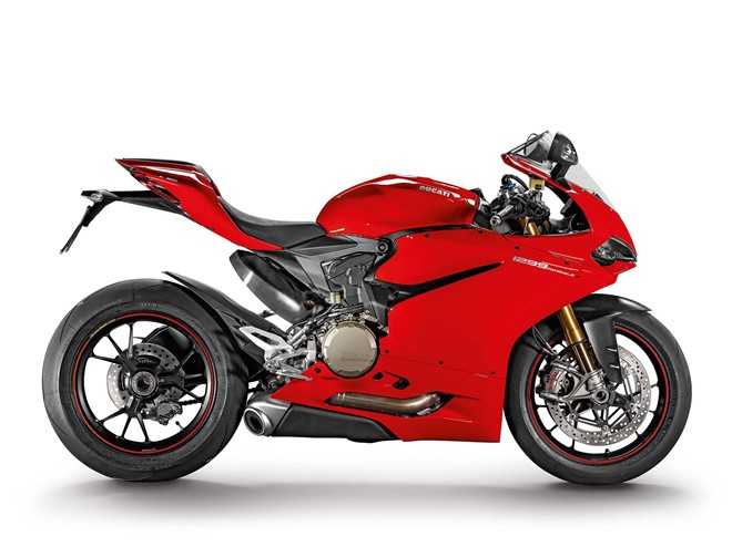 Ducati 1299 Paniagale chiec supersport hoan toan moi - 4