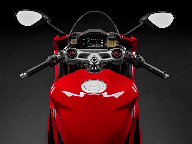 Ducati 1299 Paniagale chiec supersport hoan toan moi - 5