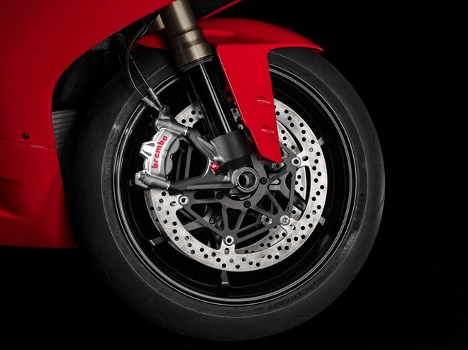 Ducati 1299 Paniagale chiec supersport hoan toan moi - 8