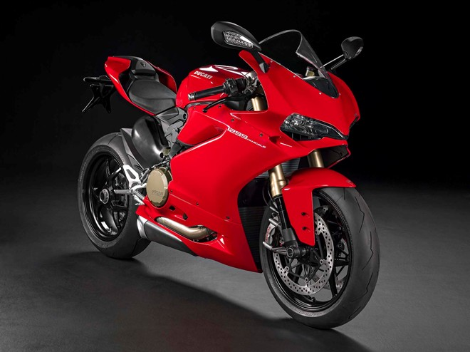 Ducati 1299 Paniagale chiec supersport hoan toan moi - 9