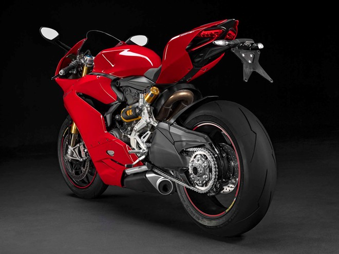 Ducati 1299 Paniagale chiec supersport hoan toan moi - 11