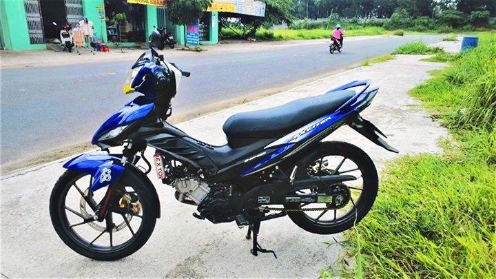 Exciter 62 do rat la ngau