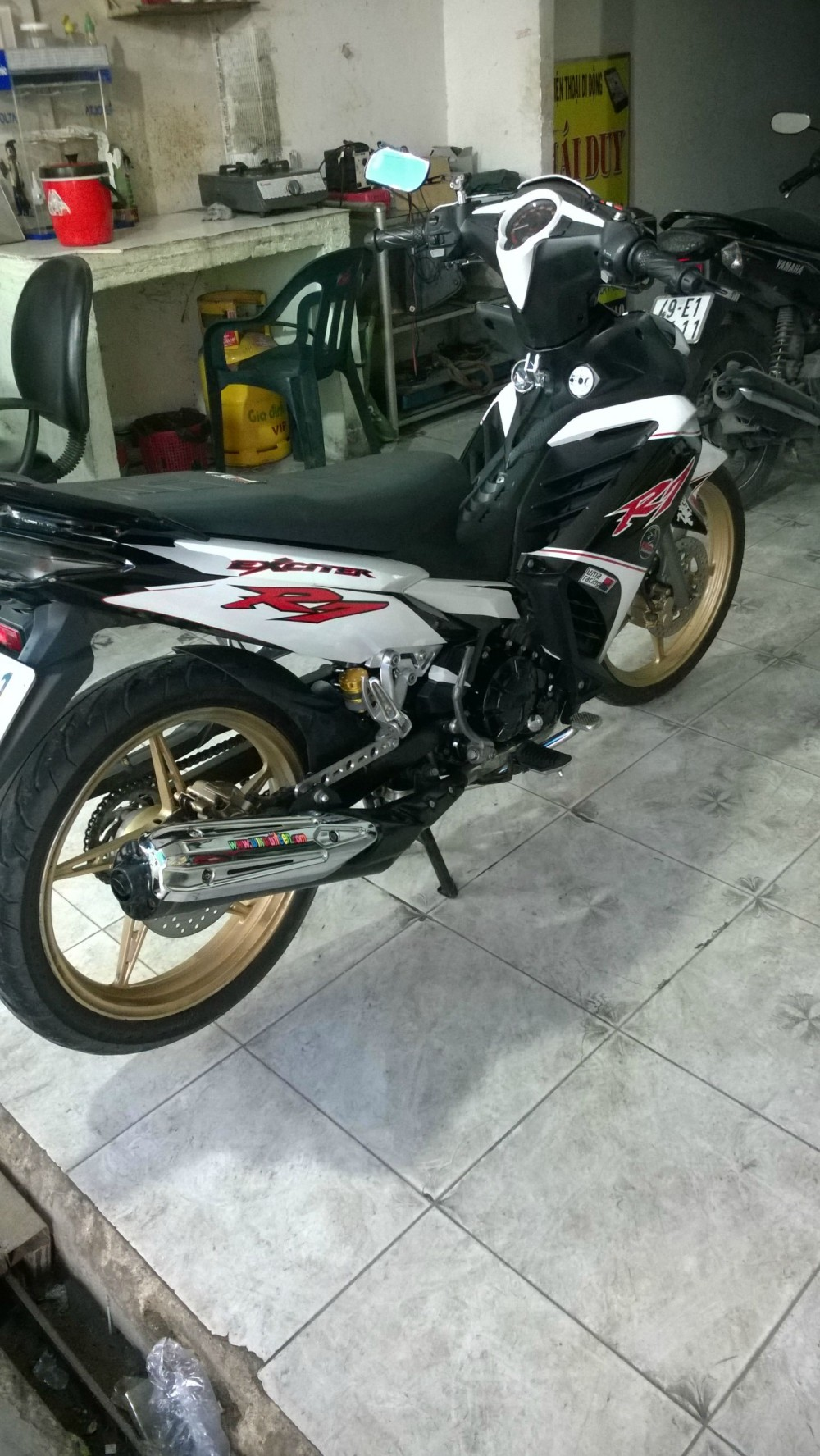 Exciter dk 42012 can ban hoac GL - 2