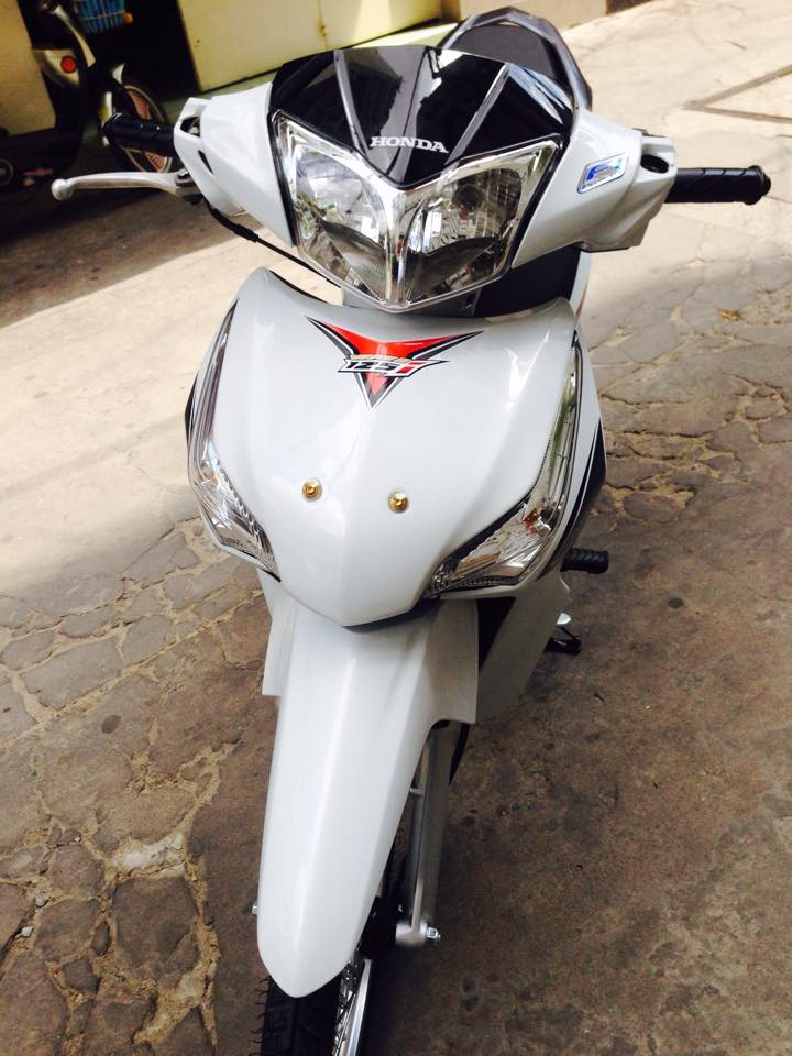Future di kieng nhe voi phong cach Wave 125i - 3