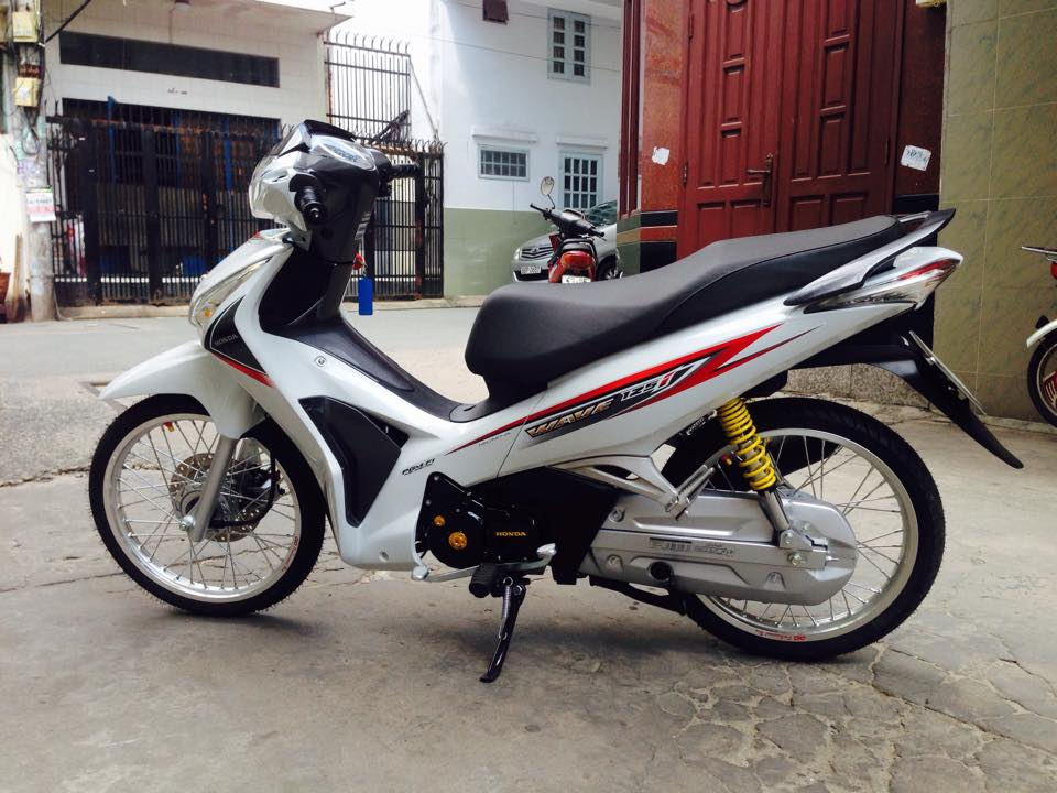 Future di kieng nhe voi phong cach Wave 125i - 5