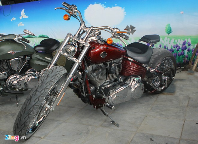 HarleyDavidson Rocker C do cap mam hon 6000 do tai Ha Thanh - 2