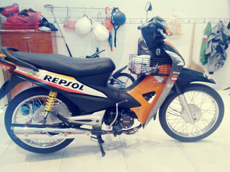 Wave do repsol rat sanh dieu - 3