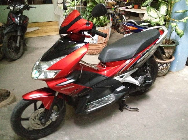 Honda Airblade do den 2009