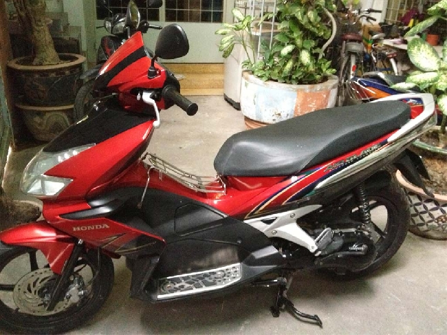 Honda Airblade do den 2009 - 3