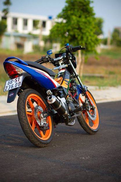 Honda Sonic Repsol do cuc chat choi - 6
