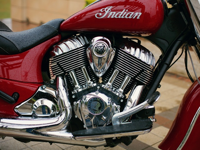 Indian Chief Classic chiec cruiser gia tot nhat nam 2014 - 2