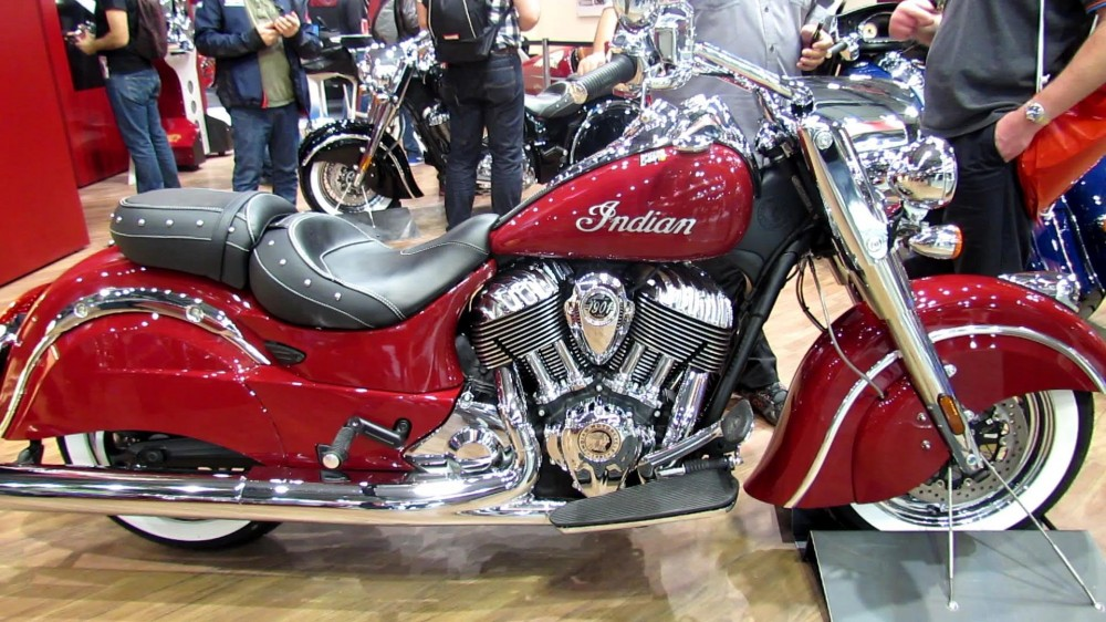 Indian Chief Classic chiec cruiser gia tot nhat nam 2014 - 13