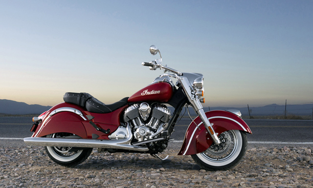 Indian Chief Classic chiec cruiser gia tot nhat nam 2014 - 17