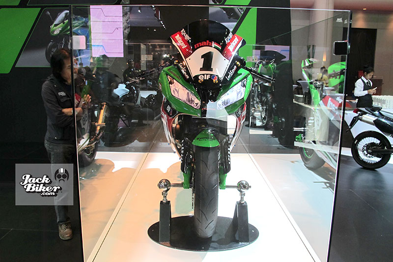 Kawasaki KSR do thanh ZX10R cuc chat - 3
