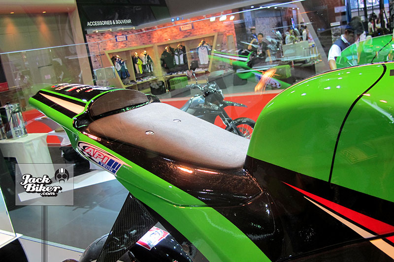 Kawasaki KSR do thanh ZX10R cuc chat - 4