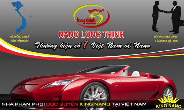 KING NANO Diamond shield Khuyen mai