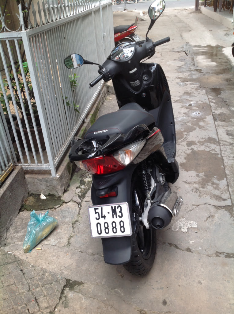 SH 150i date 2009 sporty zin xe trum men 1 doi chu - 3