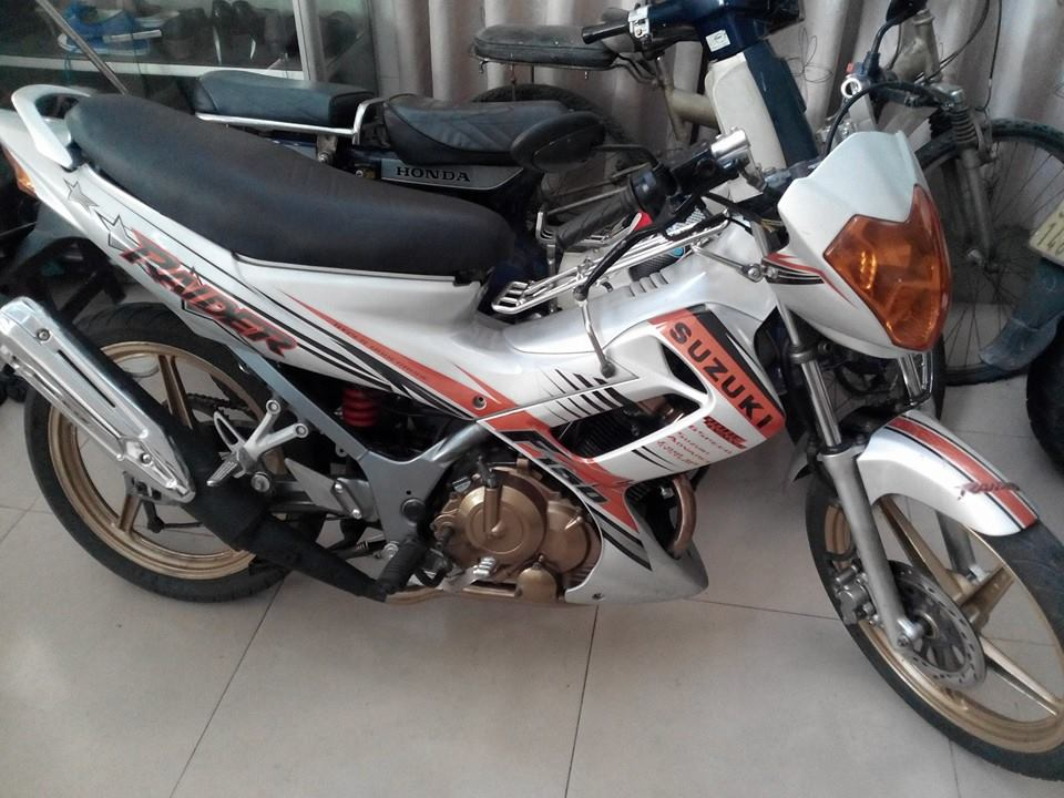Suzuki Raider do po Exciter la mat - 2