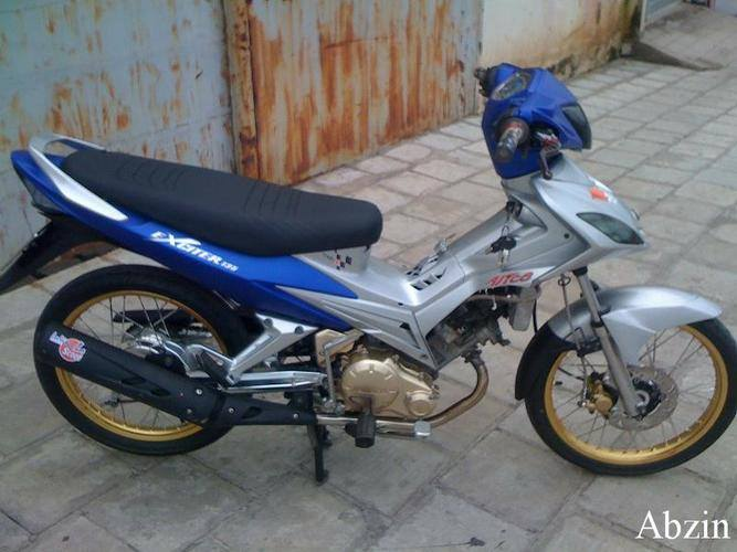 Them vai chiec Exciter do cho fan Yamaha - 6