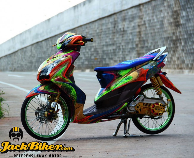 Yamaha Mio do full mau tu Thailand