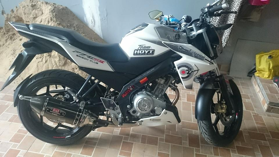 Can Canh Yamaha Fz150i do po Yoshimura to - 5