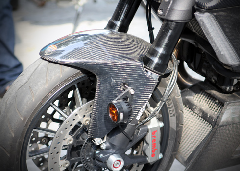 Ducati Diavel ban do full carbon cua Biker Viet Nam - 8
