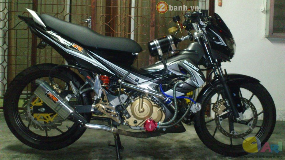 Suzuki Belang Do Turbo Nos Khung