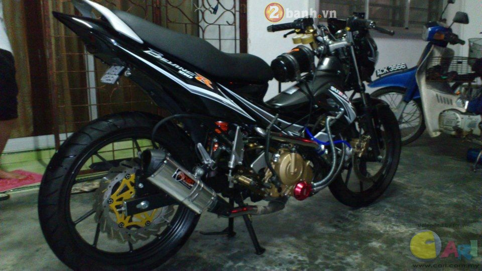 Suzuki Belang Do Turbo Nos Khung - 2