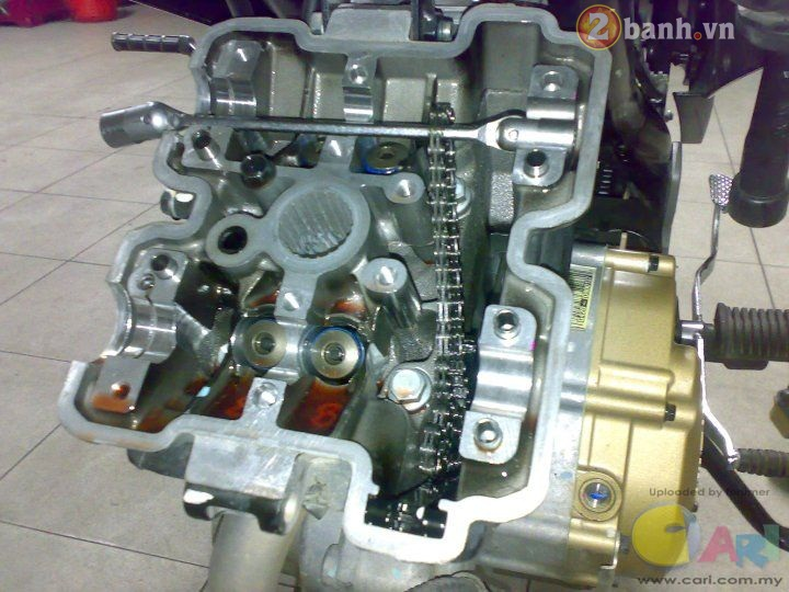 Suzuki Belang Do Turbo Nos Khung - 3