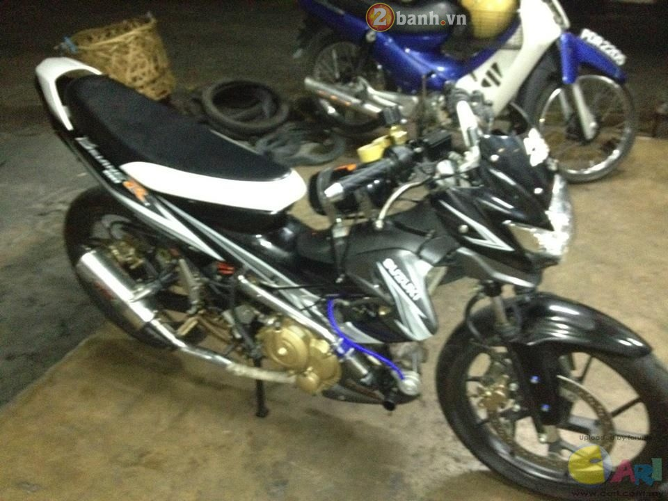 Suzuki Belang Do Turbo Nos Khung - 4