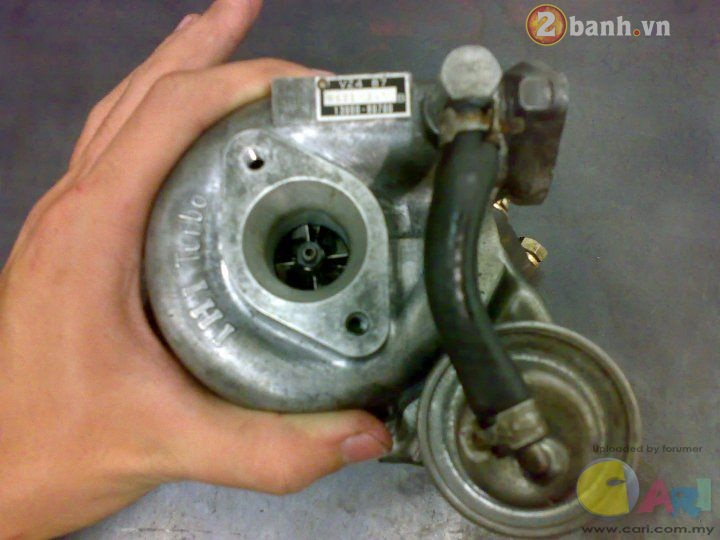 Suzuki Belang Do Turbo Nos Khung - 5