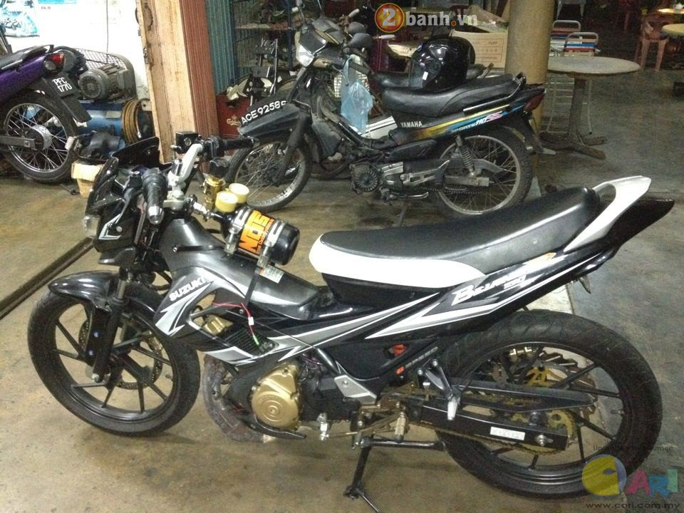 Suzuki Belang Do Turbo Nos Khung - 7