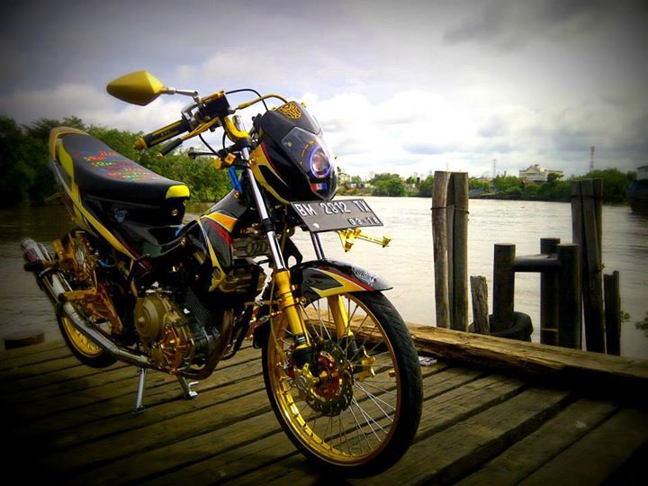 Suzuki Raider do doc dao - 5
