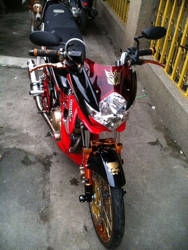 Suzuki Raider 150 Do kieng Racing Boy - 2