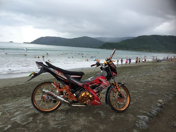 Suzuki Raider 150 Do kieng Racing Boy - 8