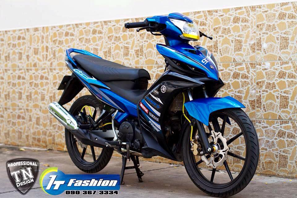 Exciter 135 do nhe leng keng trong tung con oc