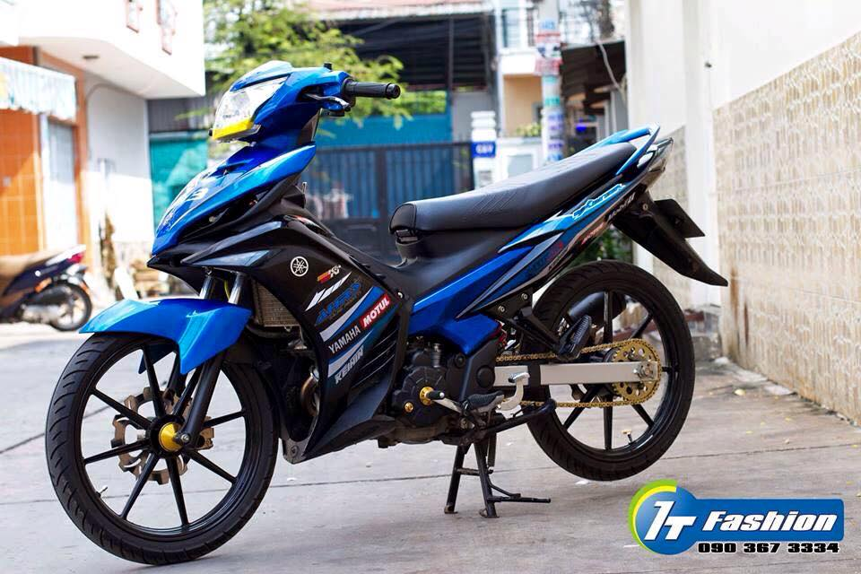 Exciter 135 do nhe leng keng trong tung con oc - 2