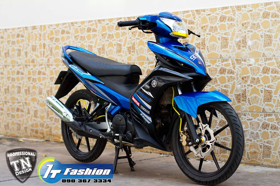 Exciter 135 do nhe leng keng trong tung con oc - 4