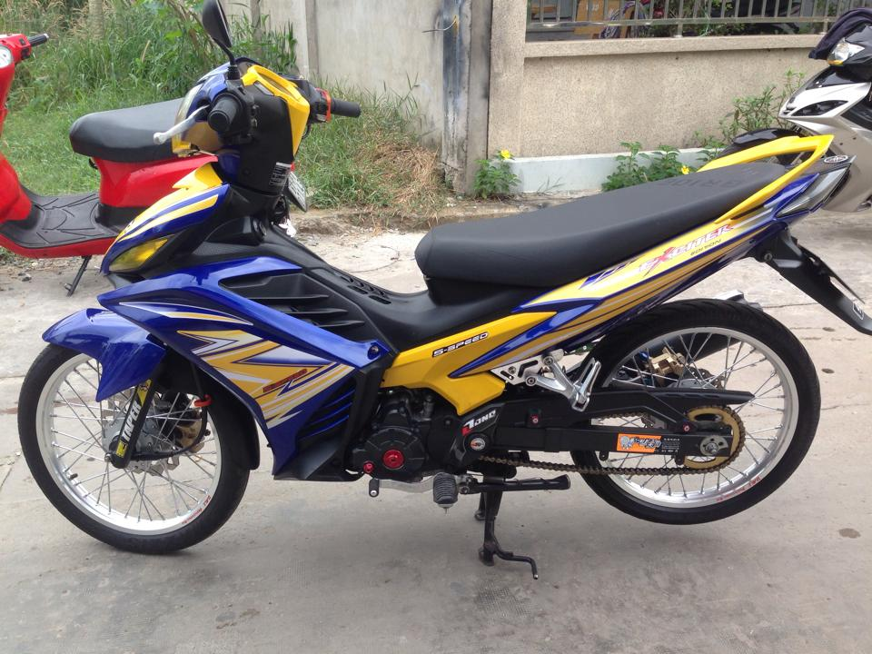 Exciter 135cc phien ban moi dep nhe tung nhung duong net - 3