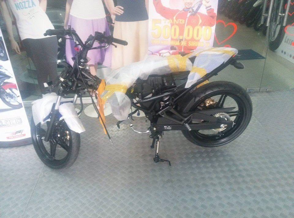Yamaha Exciter 150 An so trong mot buc anh