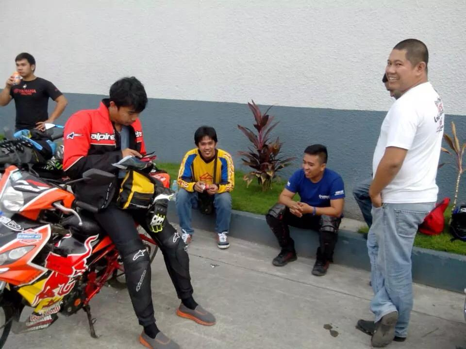 Yamaha Exciter do RedBull phien ban bai ben Touring - 4