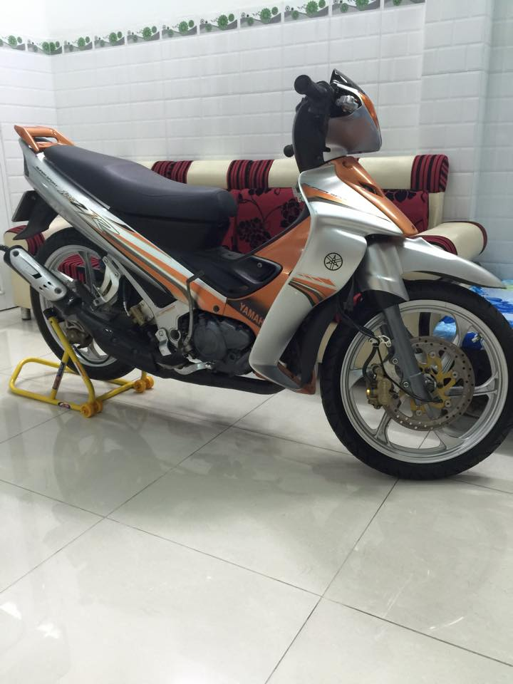 Yamaha Z125 do don gian ma chat choi