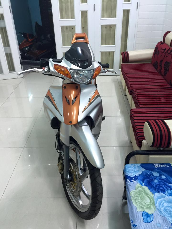 Yamaha Z125 do don gian ma chat choi - 2