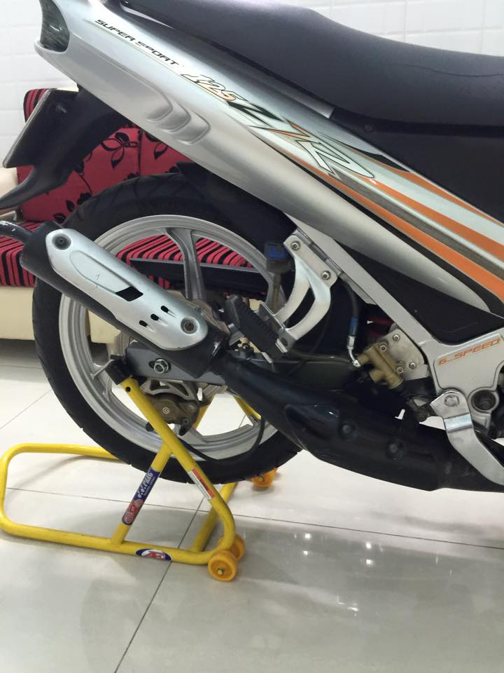 Yamaha Z125 do don gian ma chat choi - 4